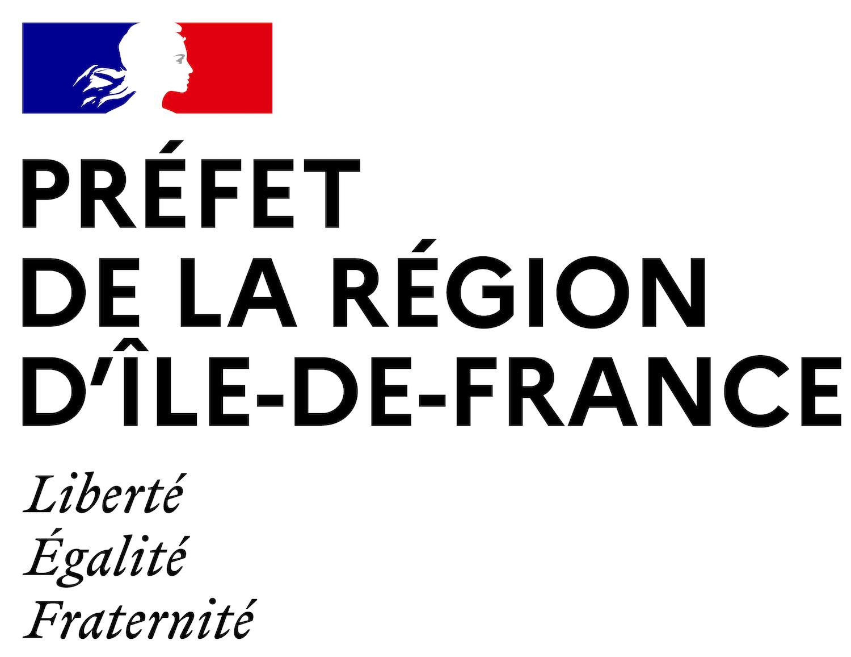 Logo Préfet de la région d'Île-de-France